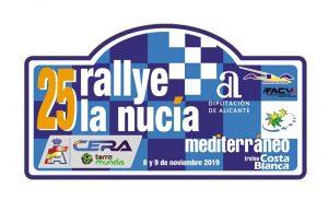 Placa 25 Rallye La Nucía - Mediterráneo 2019 2